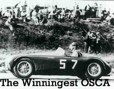 The Winningest OSCA – Veloce Today, October 2007. Peter Vack